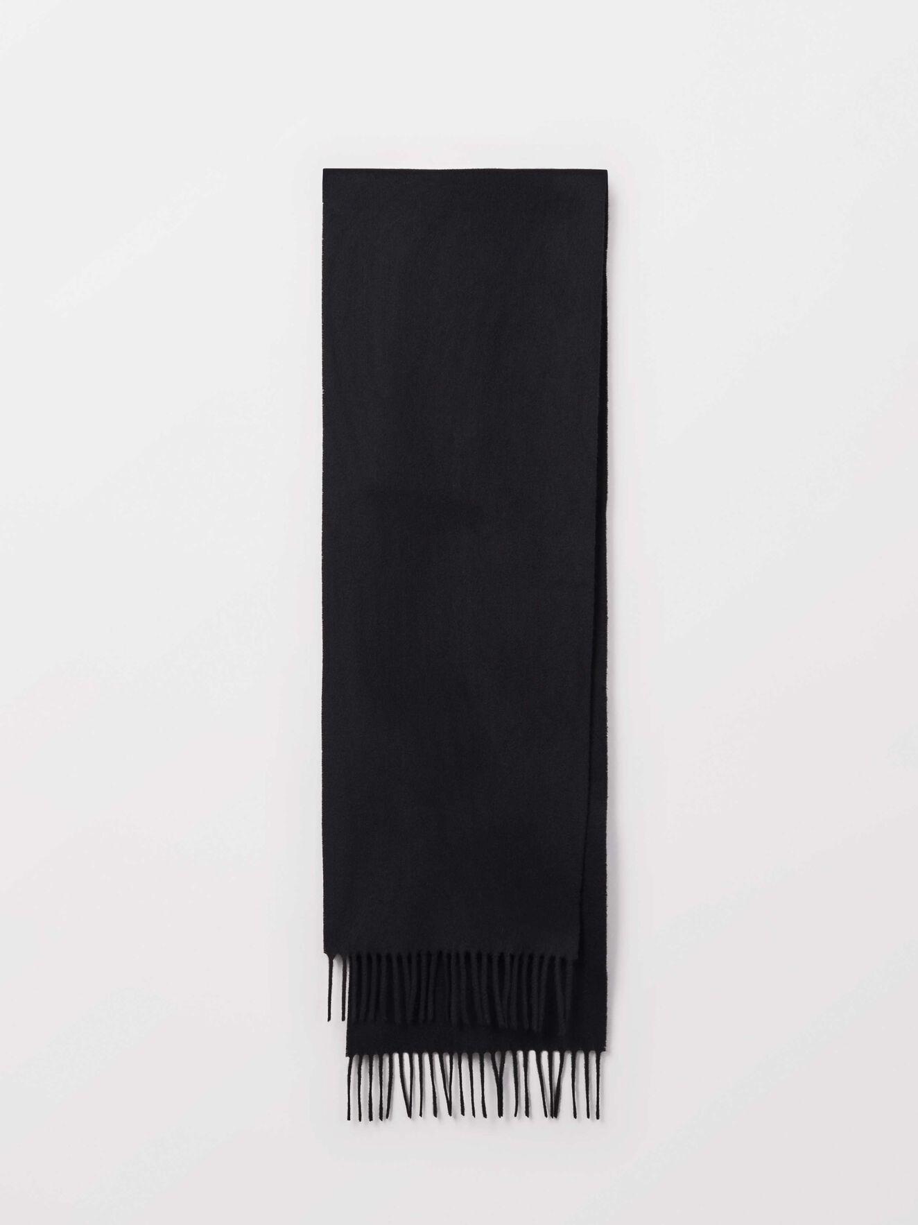 Sullan Schal in Black from Tiger of Sweden