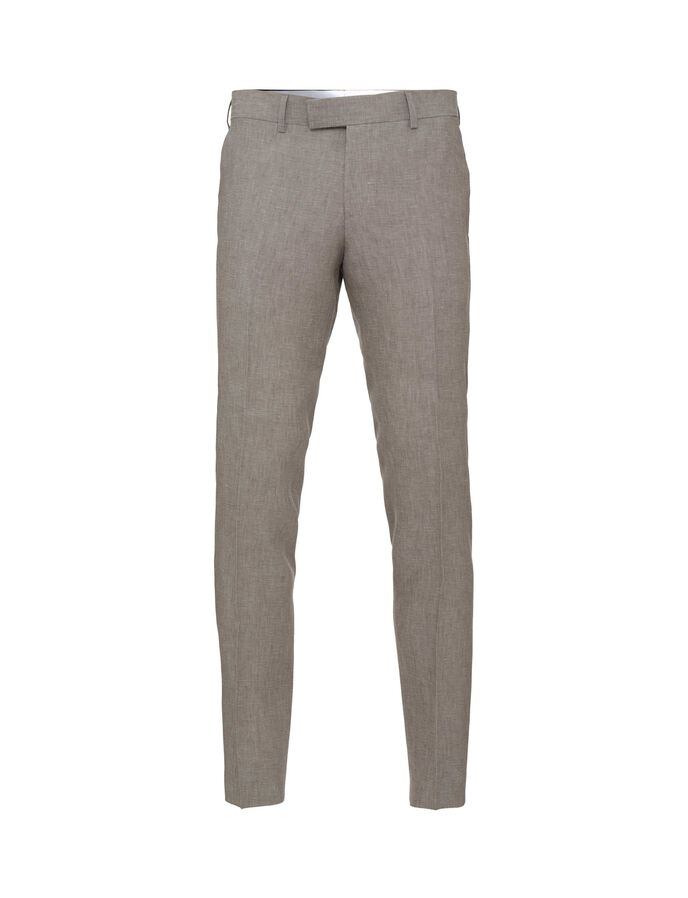 Gordon trousers in Dark Sand from Tiger of Sweden
