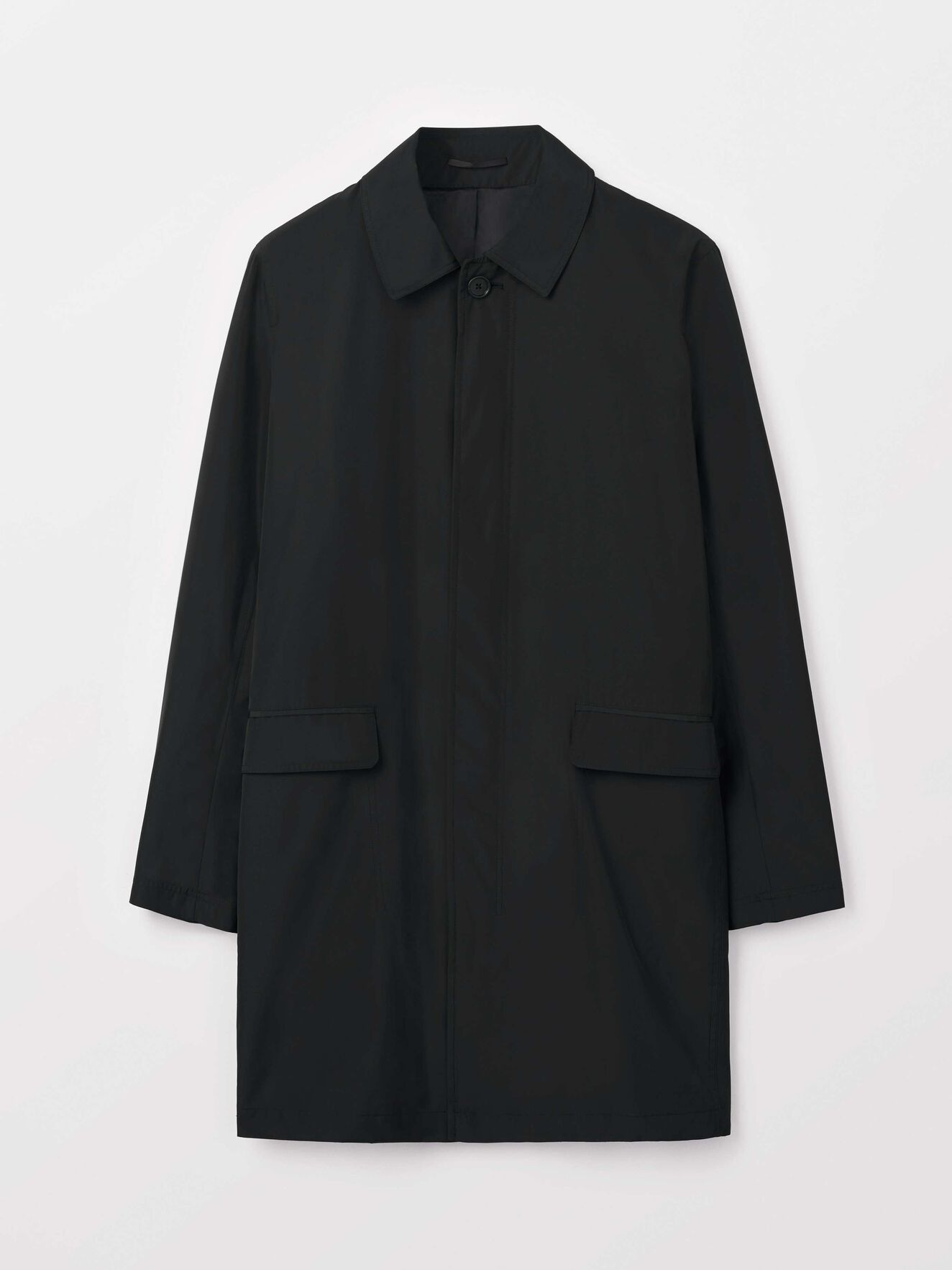 Calton Coat in Black from Tiger of Sweden