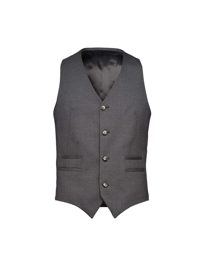 Jeds waistcoat in Fur from Tiger of Sweden