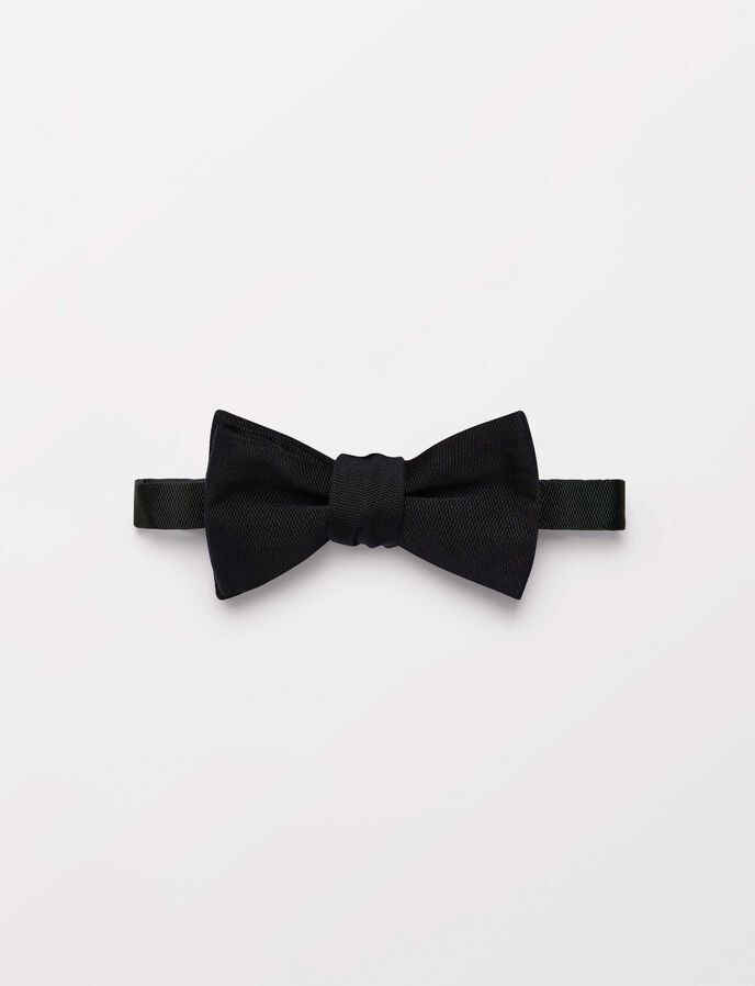 Bonne bow tie in Black from Tiger of Sweden