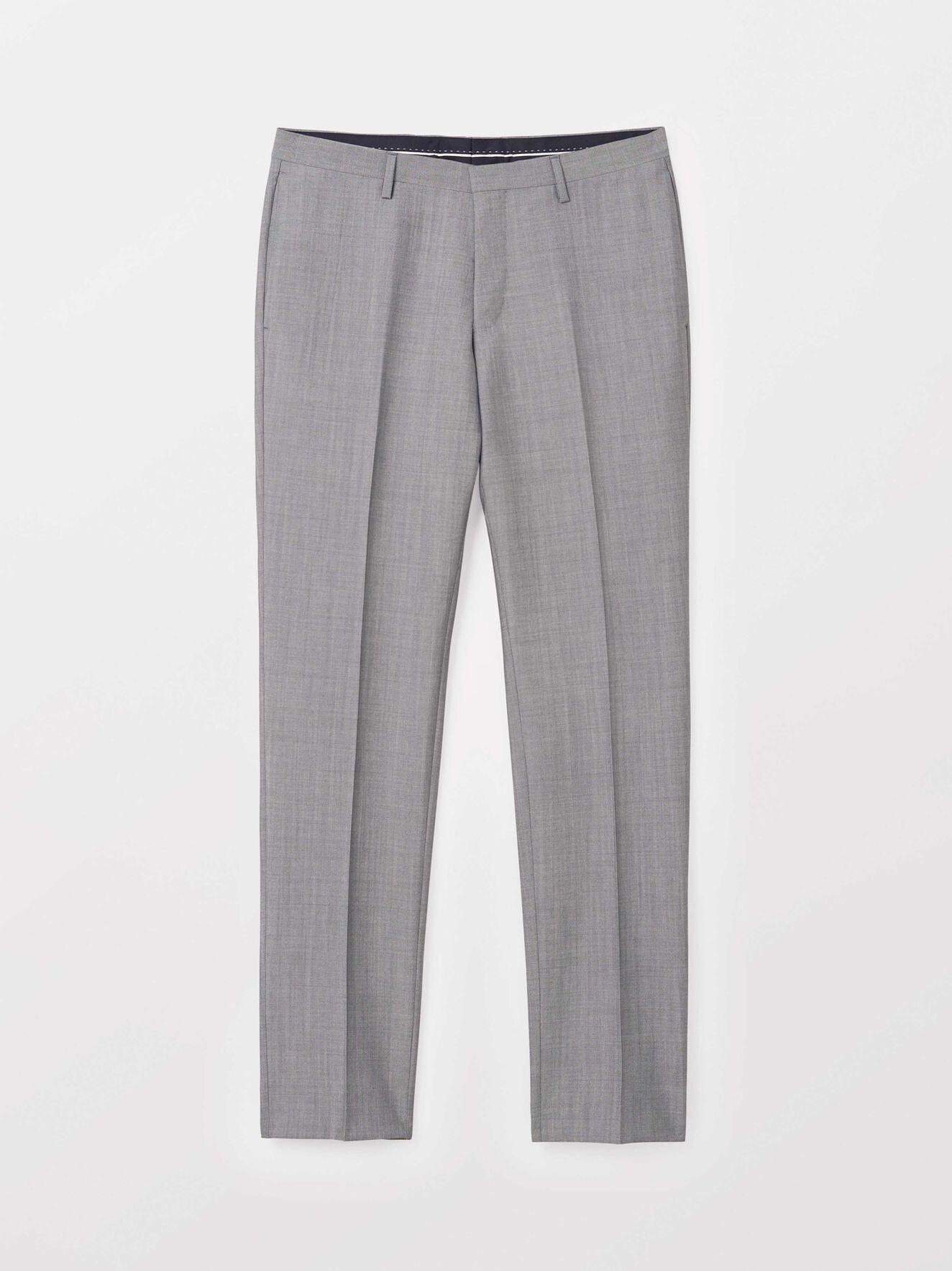 Todd Trousers in Light grey melange from Tiger of Sweden