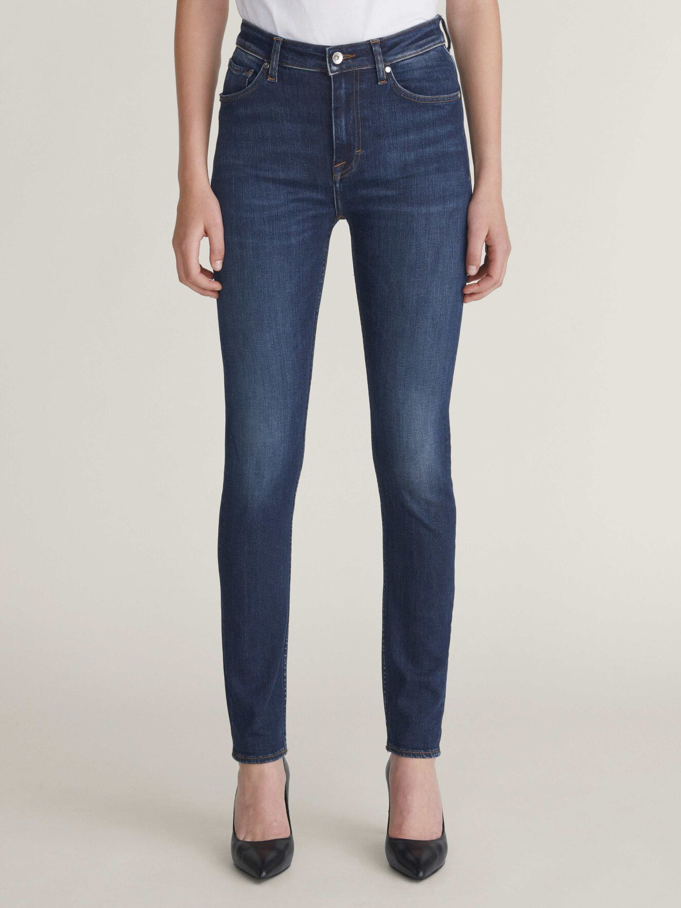 Shelly Jeans in Royal Blue from Tiger of Sweden