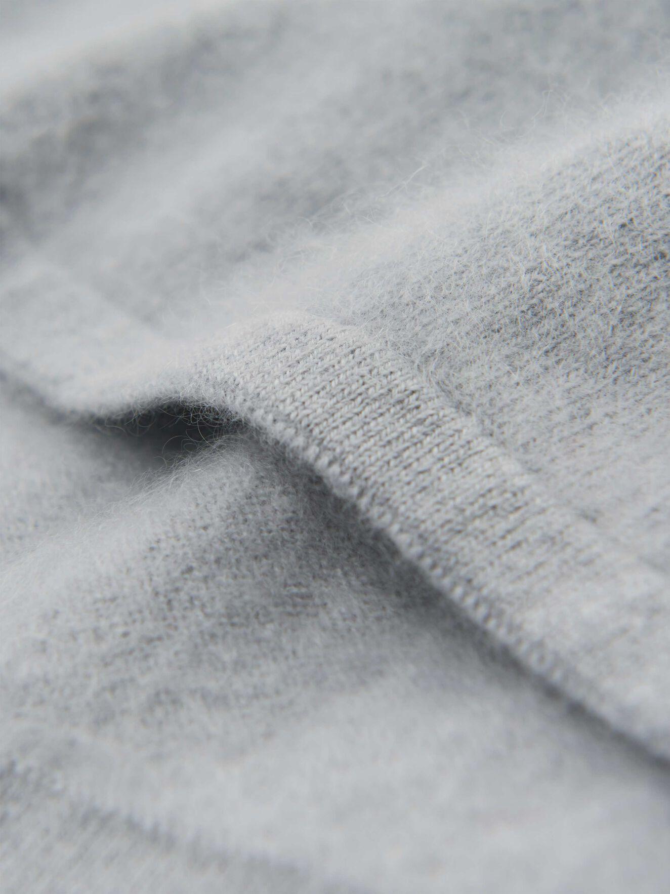 Kleo Pullover in Aluminium Grey from Tiger of Sweden