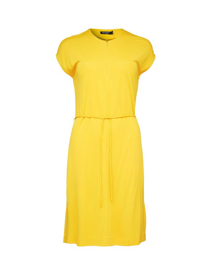 ERINIA DRESS in Yellow from Tiger of Sweden