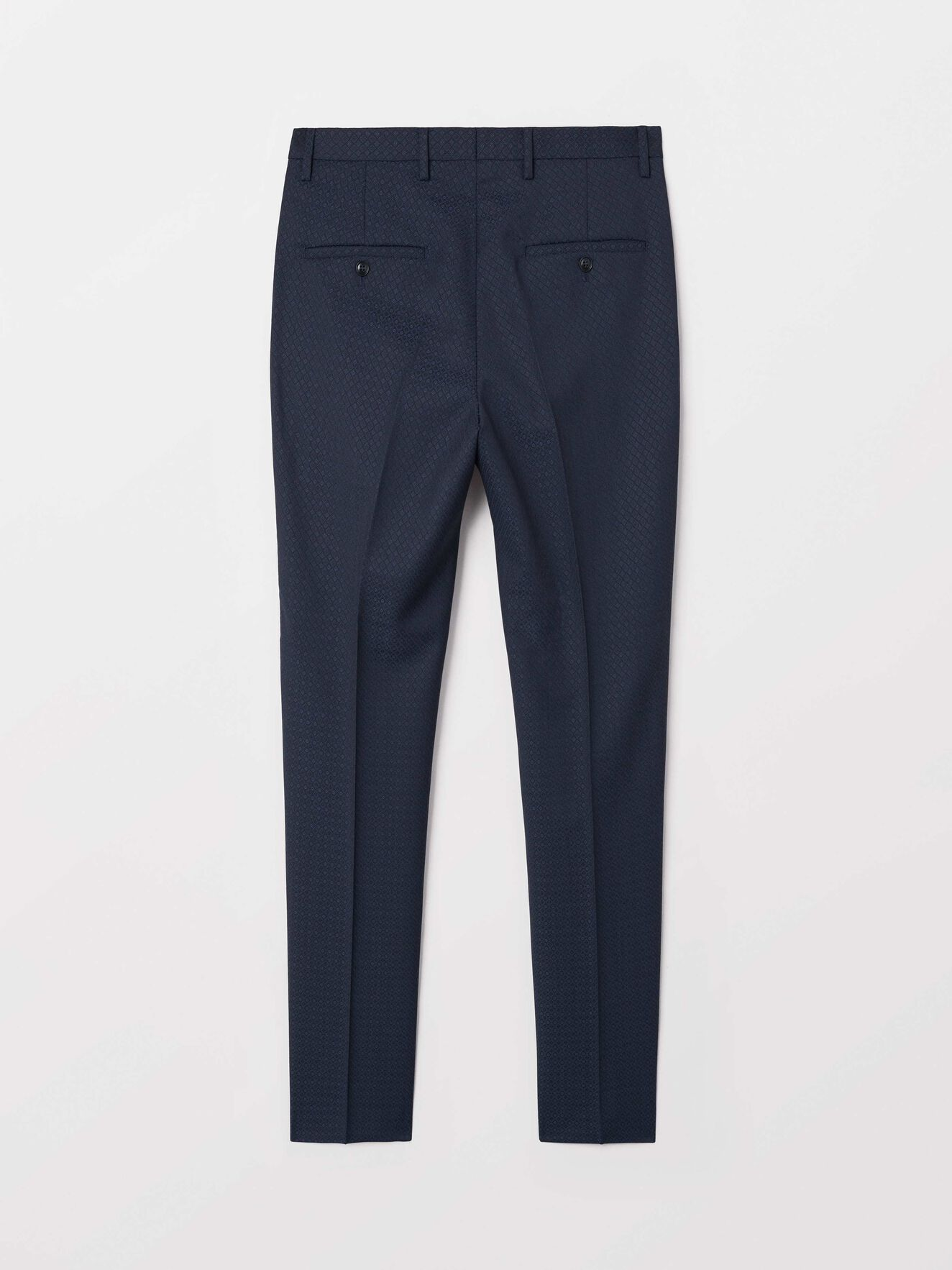 Tarpino Trousers in Royal Blue from Tiger of Sweden