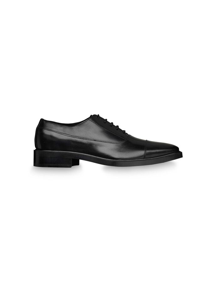 SALVIN OXFORD SHOE in Black from Tiger of Sweden