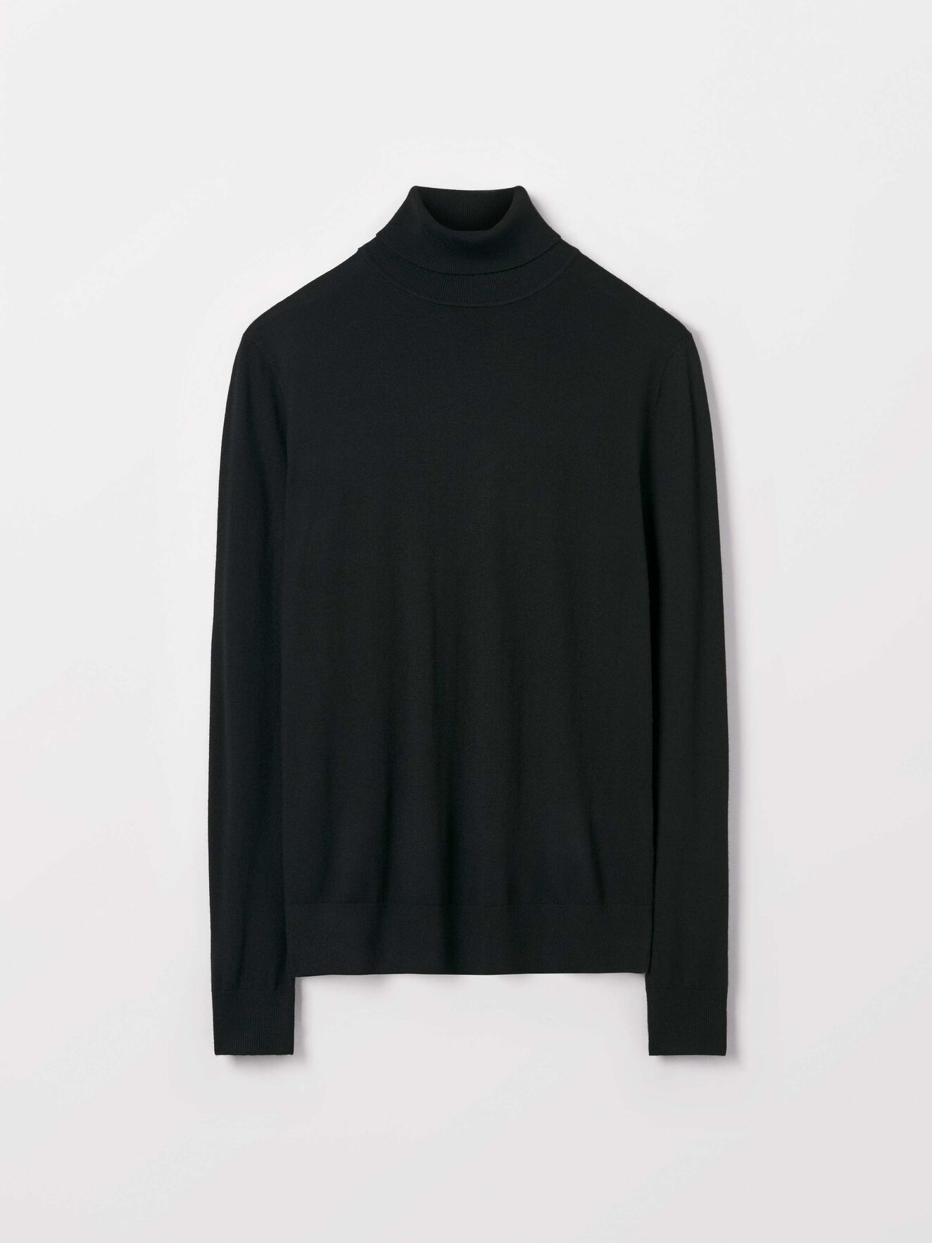 Nevile Pullover in Black from Tiger of Sweden