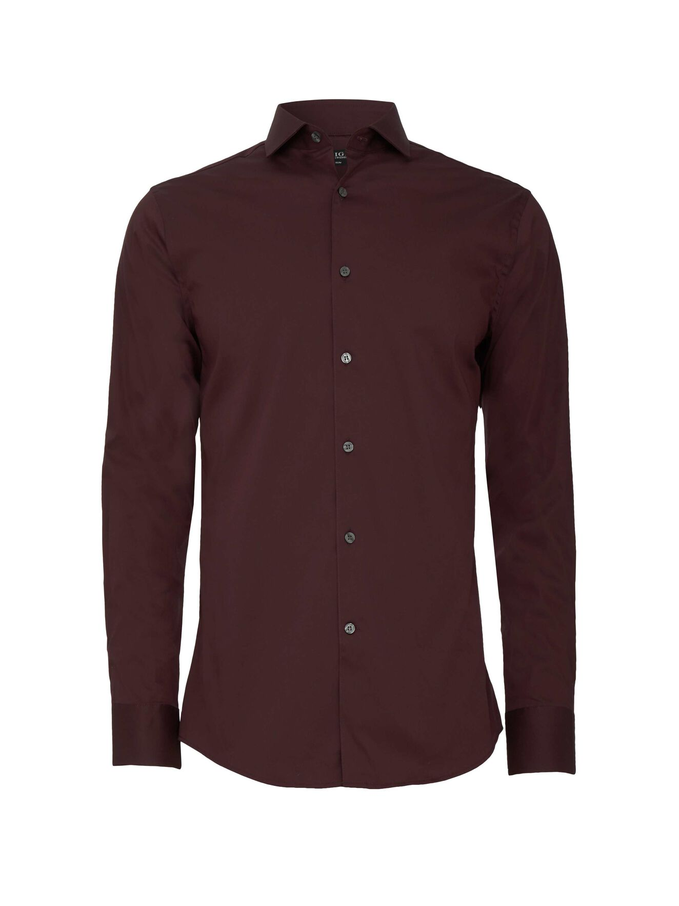 Farrell 5 Shirt in Dark Heather from Tiger of Sweden