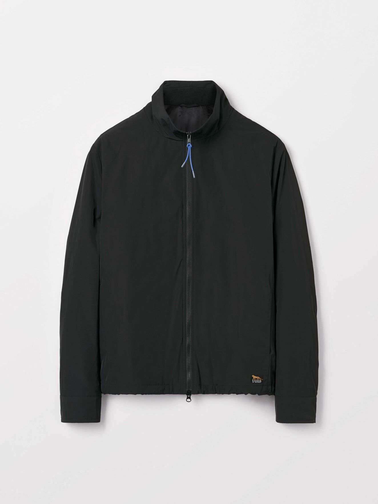 Oleeg Jacket in Black from Tiger of Sweden