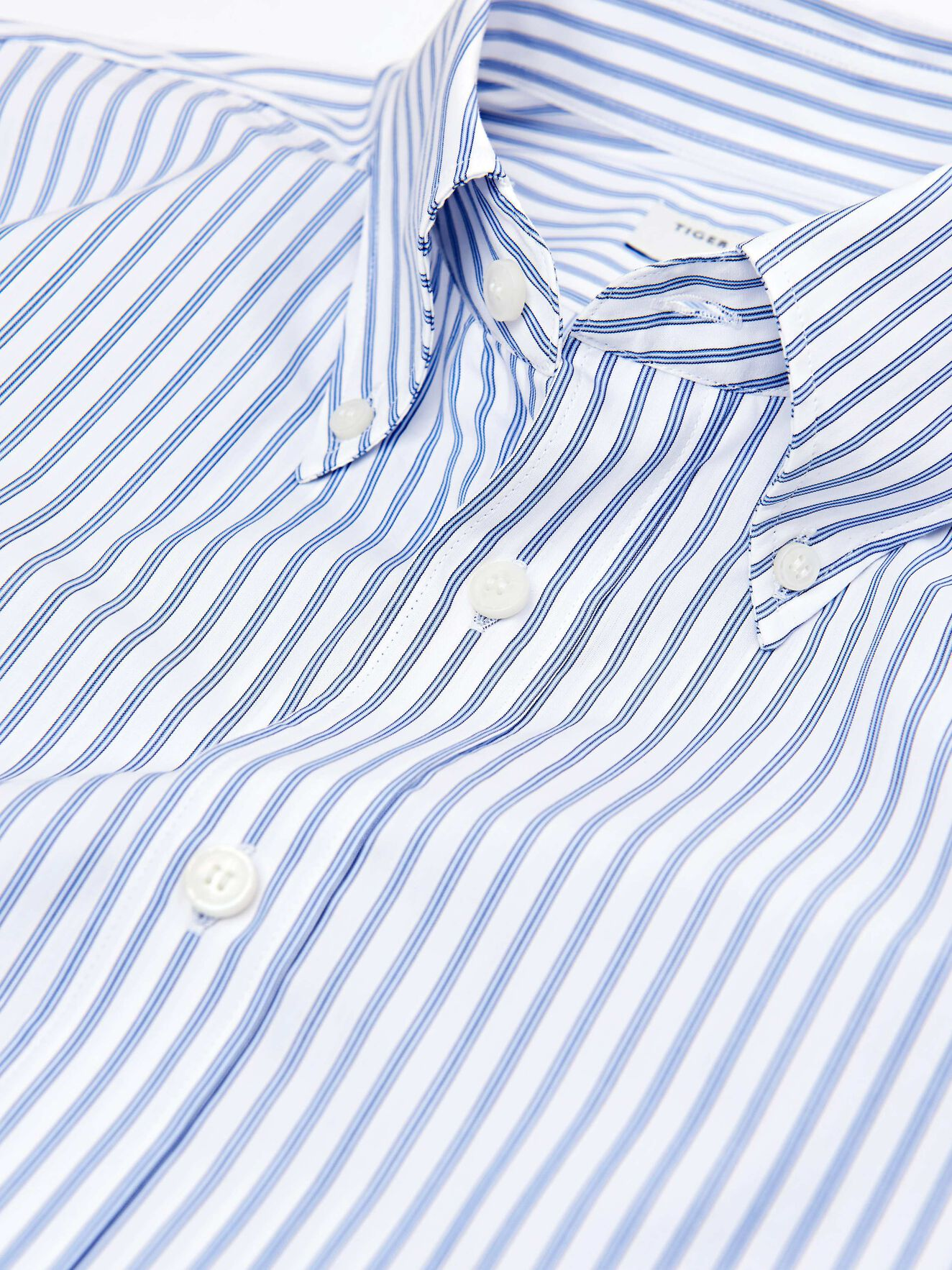 Fablo Shirt in Pale blue from Tiger of Sweden