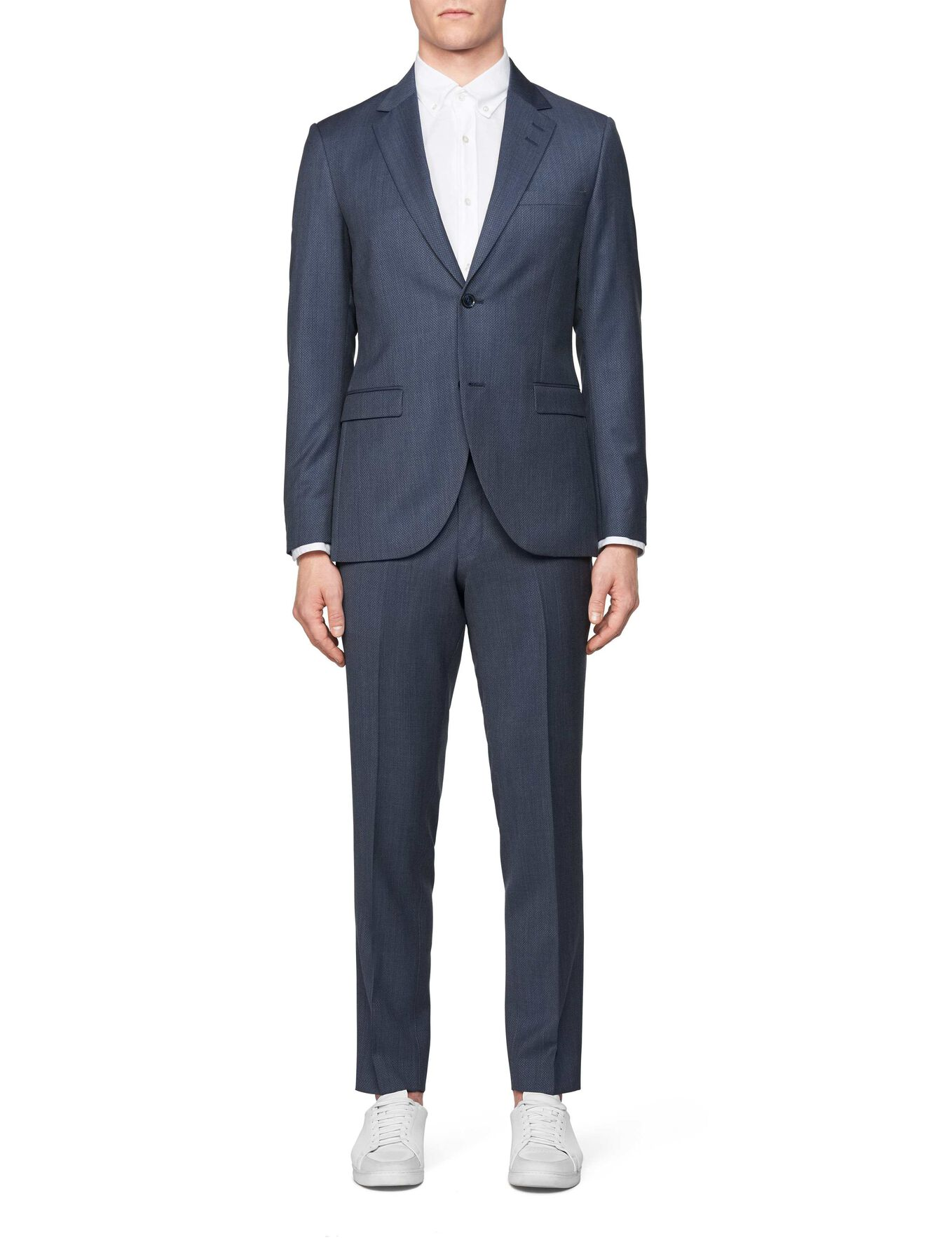 Lamonte 3 Blazer in Country Blue from Tiger of Sweden