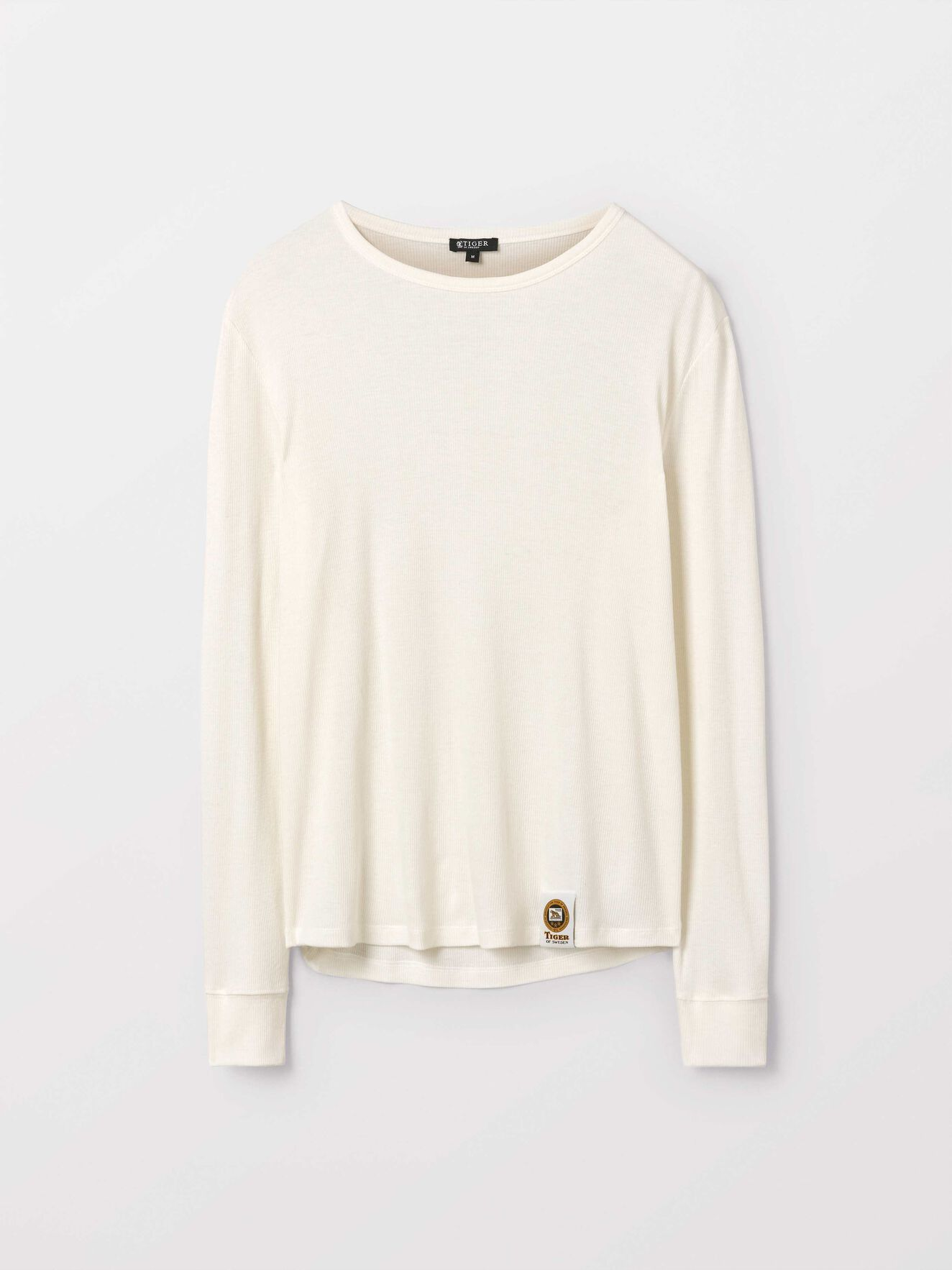 Davidson T-Shirt in Gardenia from Tiger of Sweden