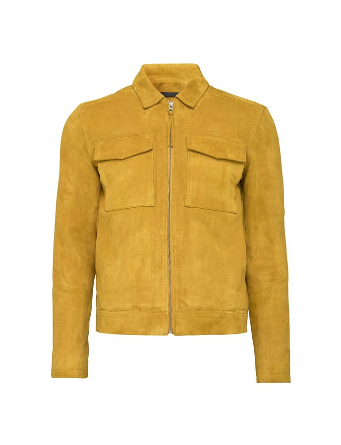 JAY JACKET  in Mustard from Tiger of Sweden
