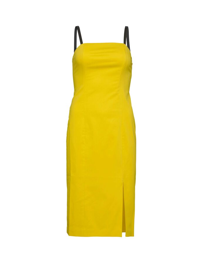 NYSSA DRESS in Yellow from Tiger of Sweden