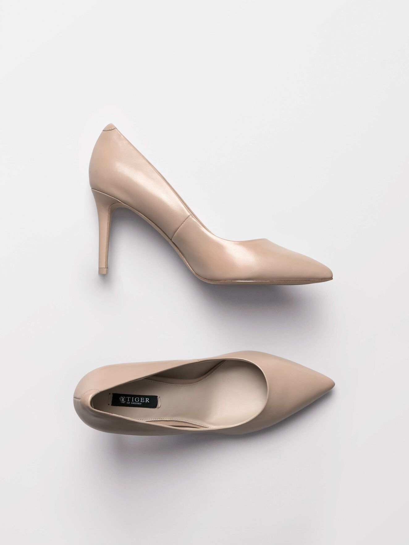 Vivienne Pumps in Frappe from Tiger of Sweden