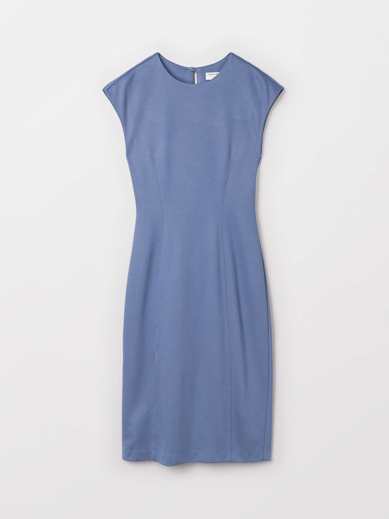 Cady 2S Dress in Soft blue from Tiger of Sweden