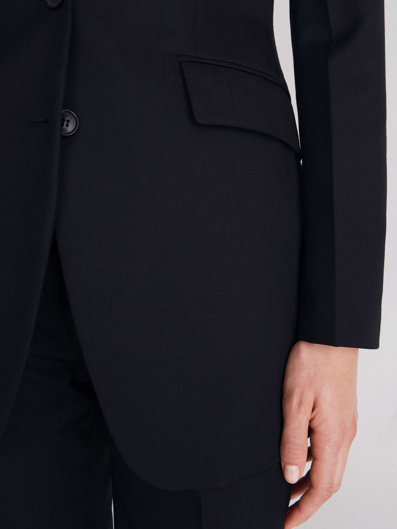 Salka Blazer in Black from Tiger of Sweden