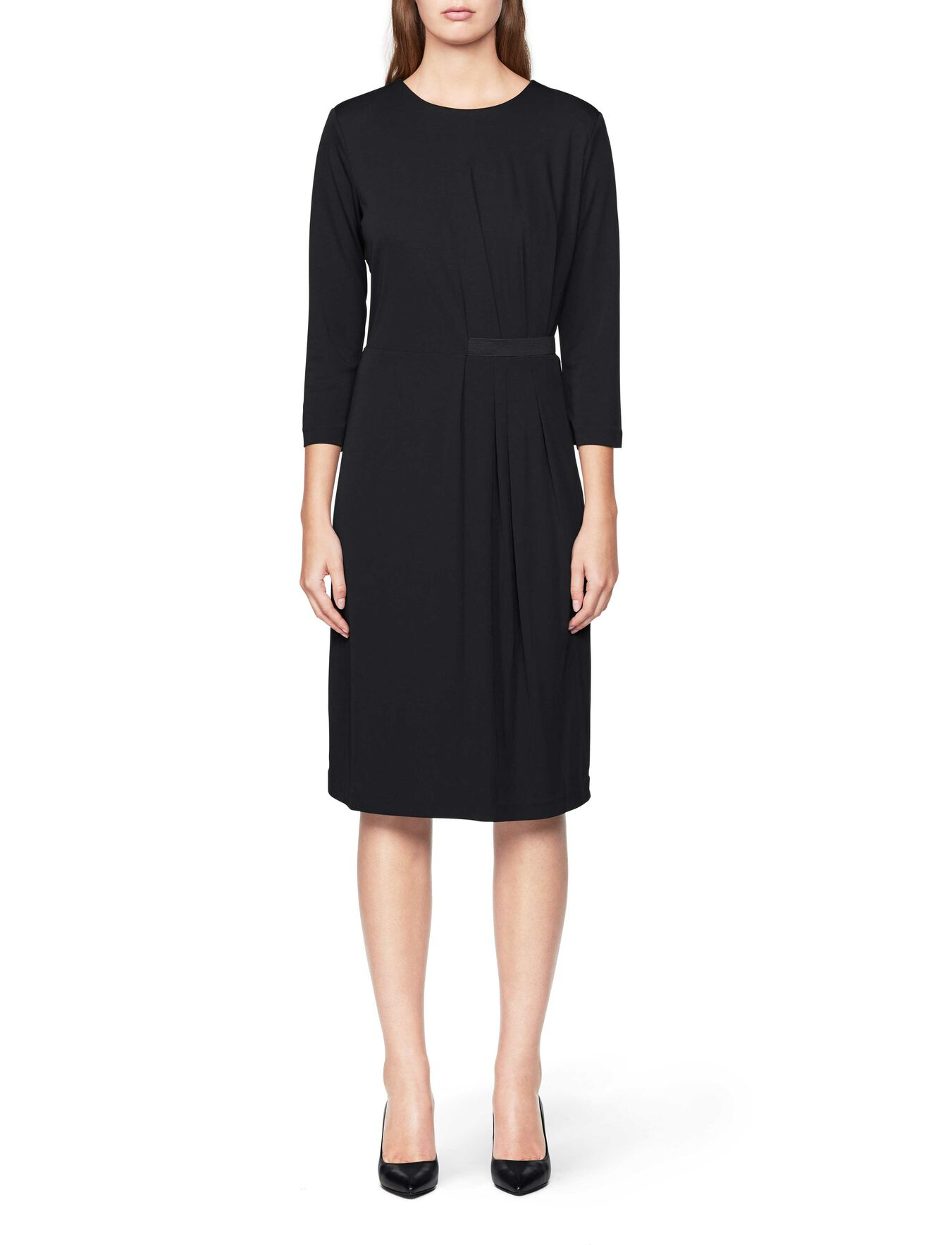 Paloma Dress in Midnight Black from Tiger of Sweden