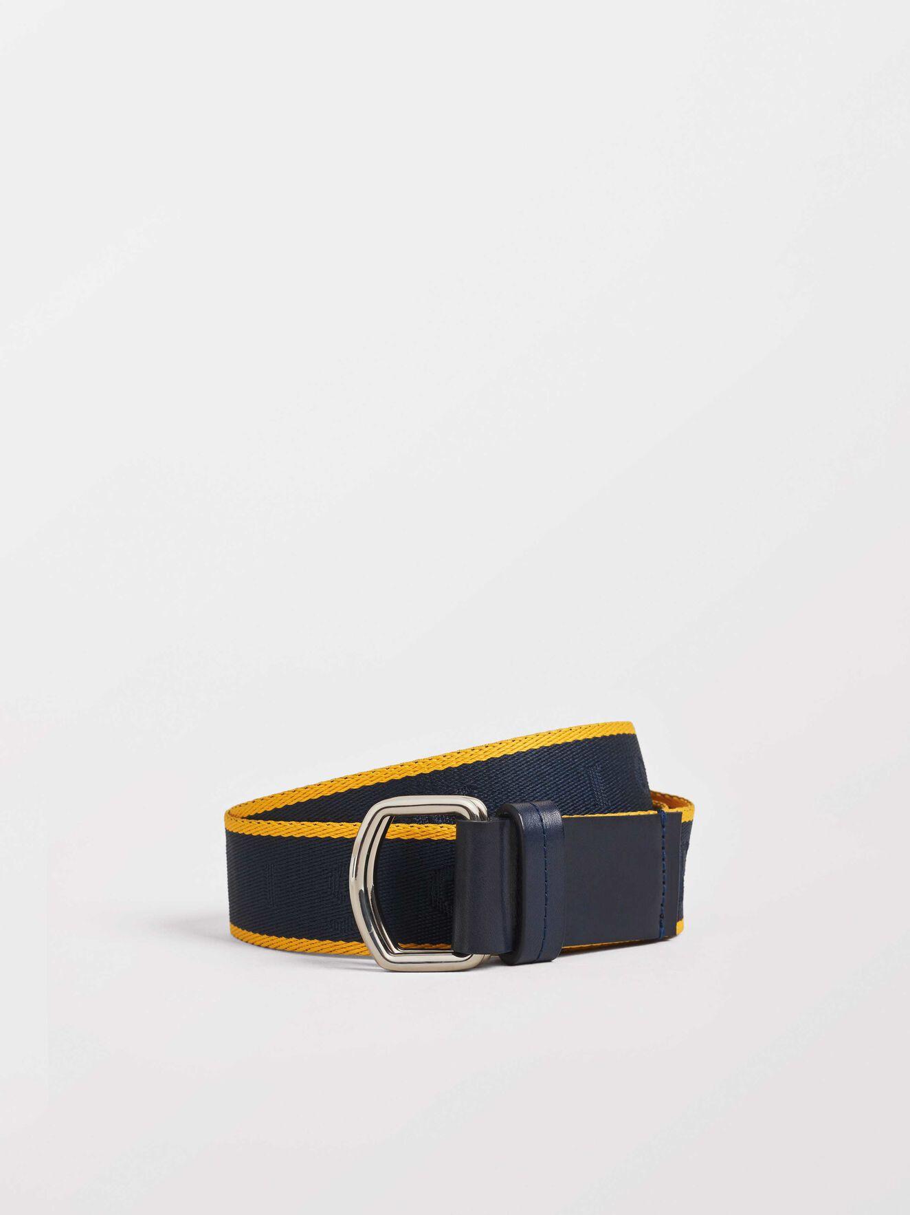 Blivit Belt in Light Ink from Tiger of Sweden
