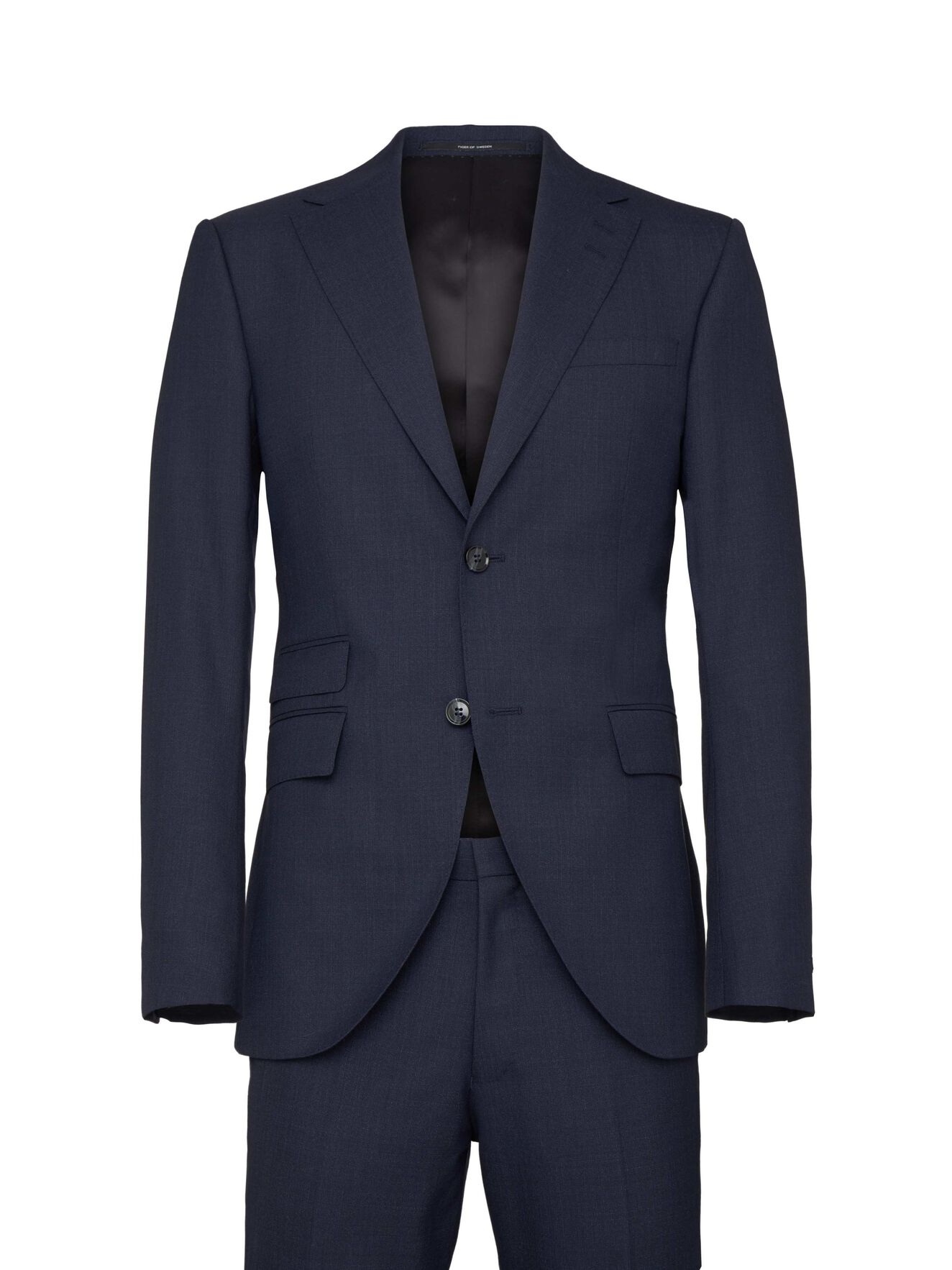 Barro Suit in Outer Blue from Tiger of Sweden