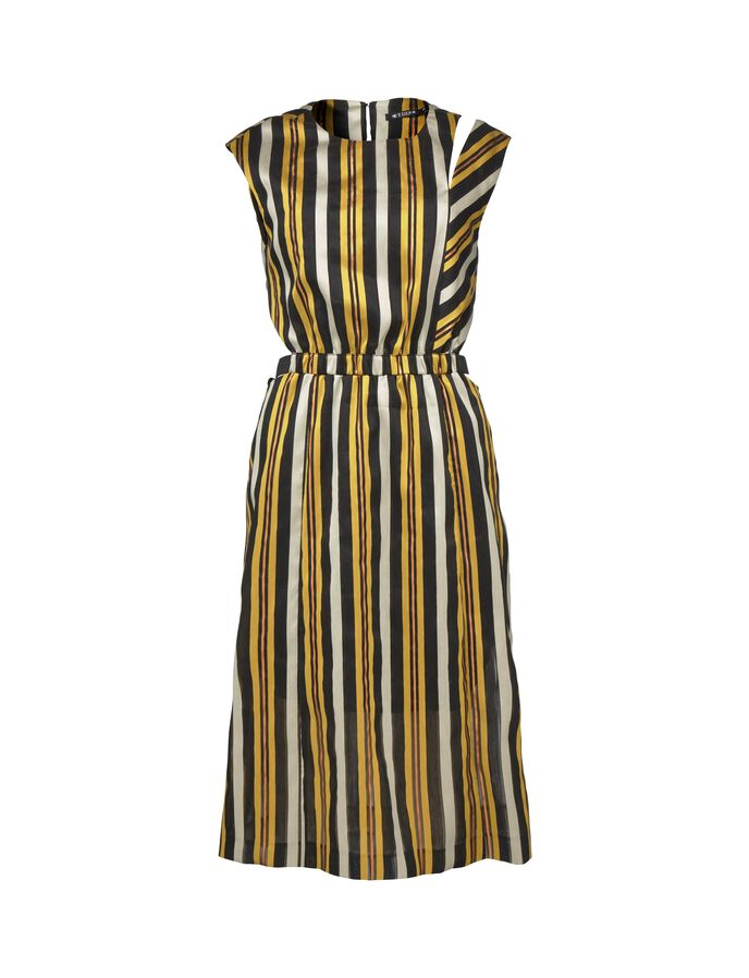 SUKI DRESS in Yellow from Tiger of Sweden