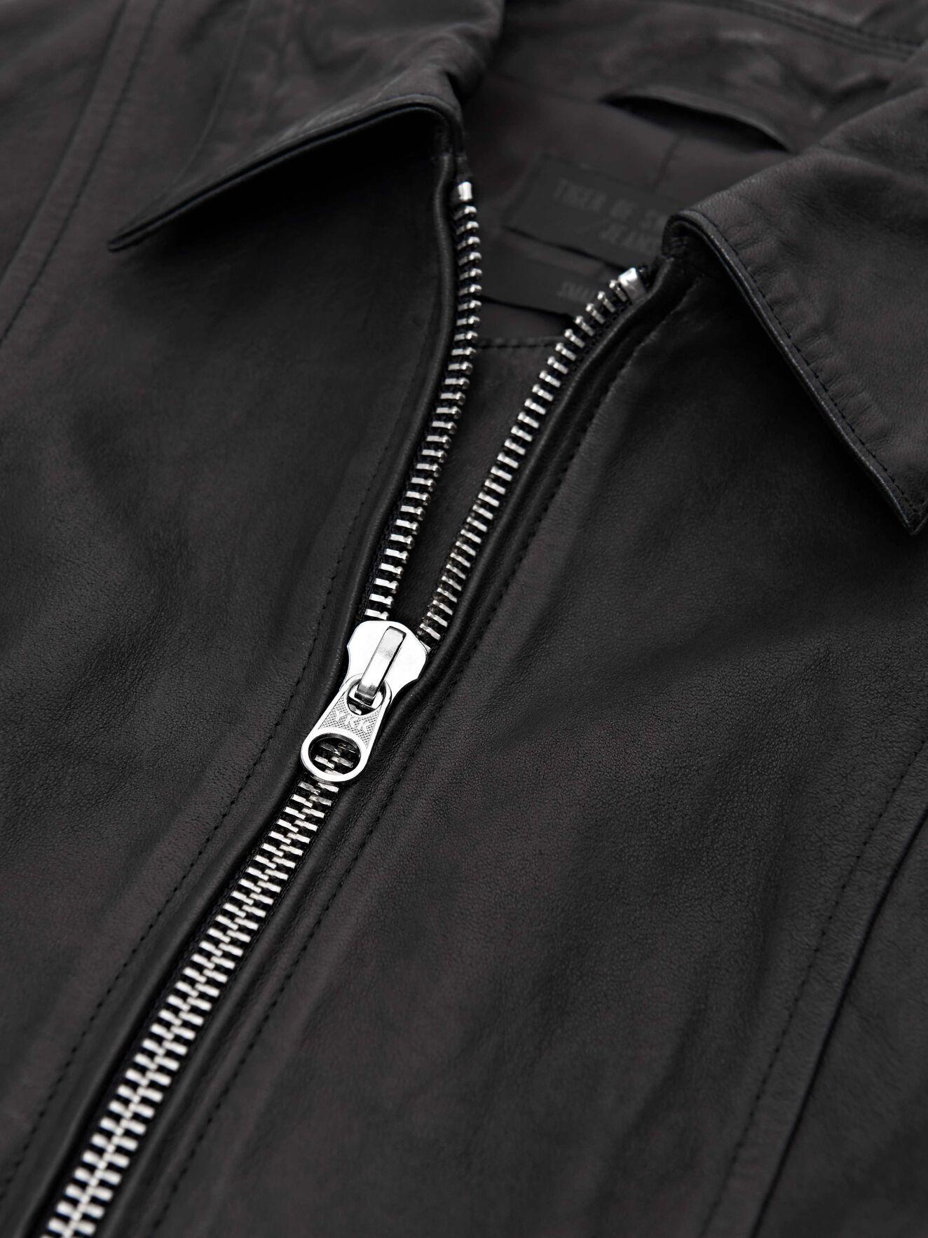 Vanja Jacket in Black from Tiger of Sweden