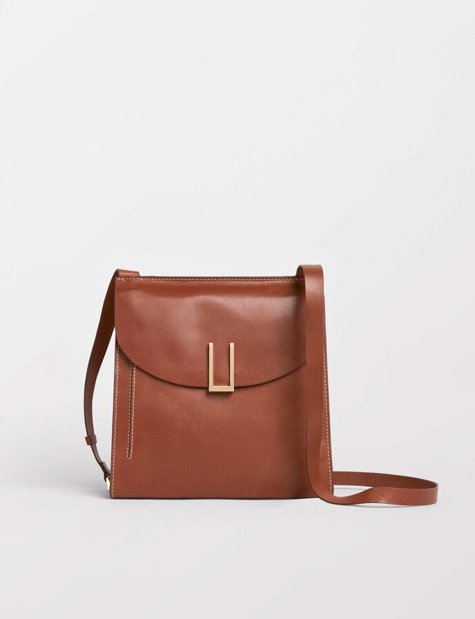 Barron crossbody bag in Light Brown from Tiger of Sweden