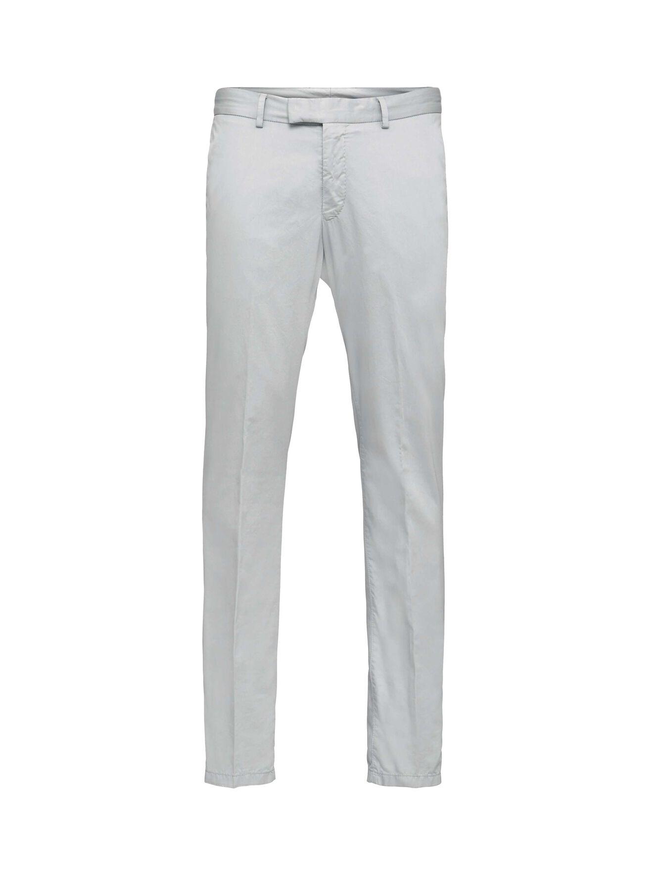 Gordon Ppt Trousers in Light grey melange from Tiger of Sweden