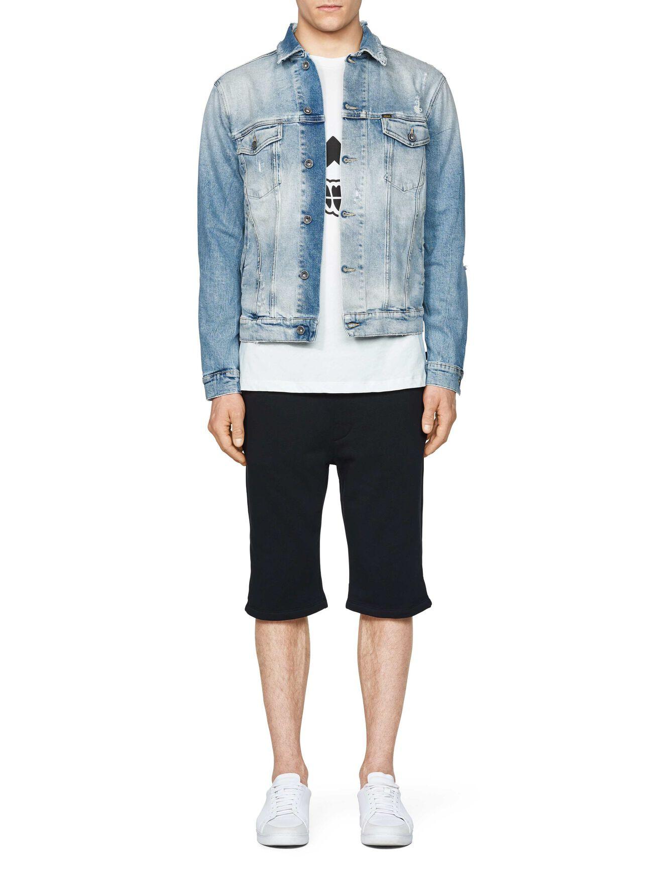 967b0a40 Primal denim jacket in Pale Jeans Blue from Tiger of Sweden ...