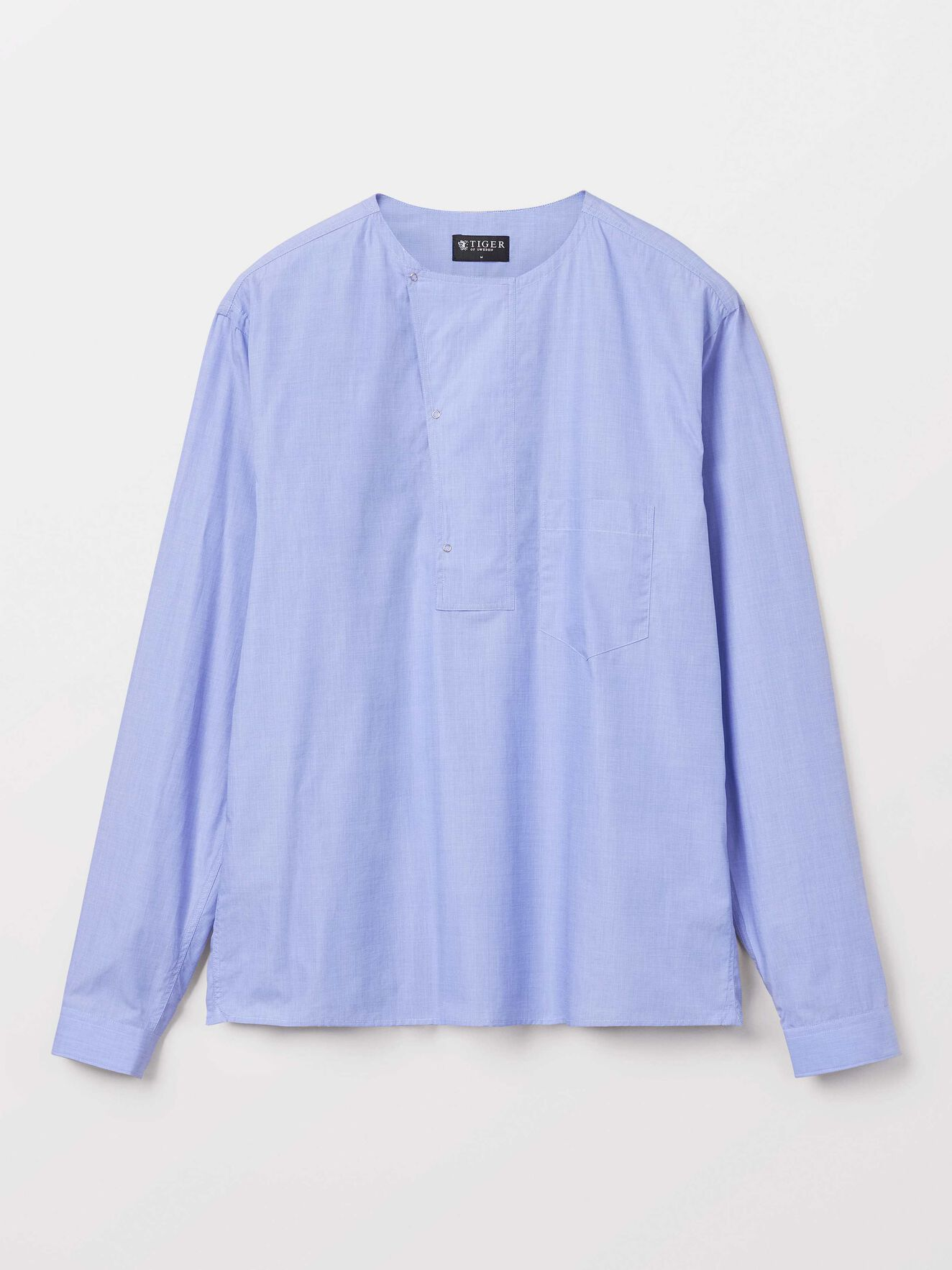 Fagen Shirt in Blue from Tiger of Sweden