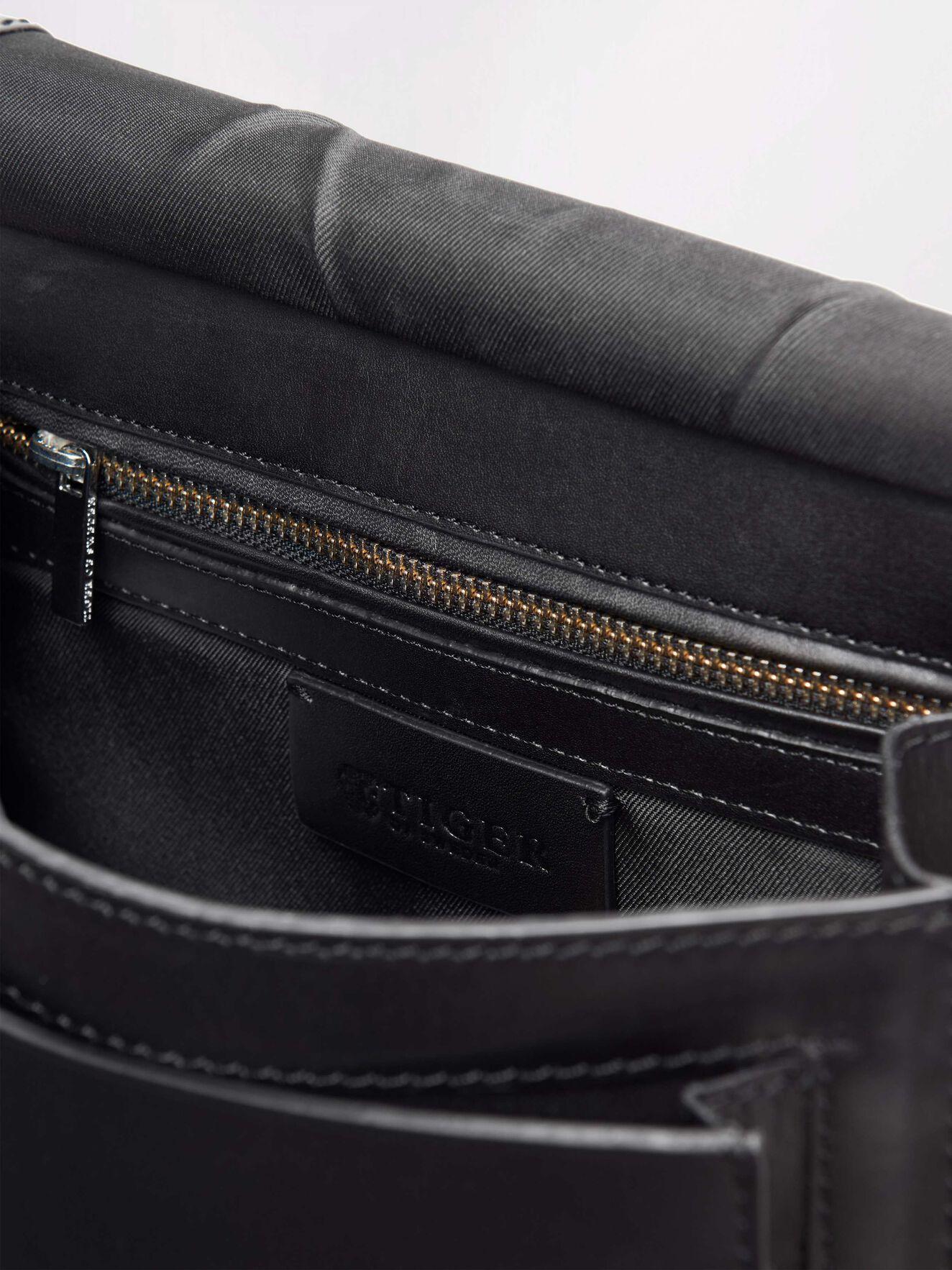 ... Barron Crossbody Bag in Black from Tiger of Sweden 8c0cdfc102