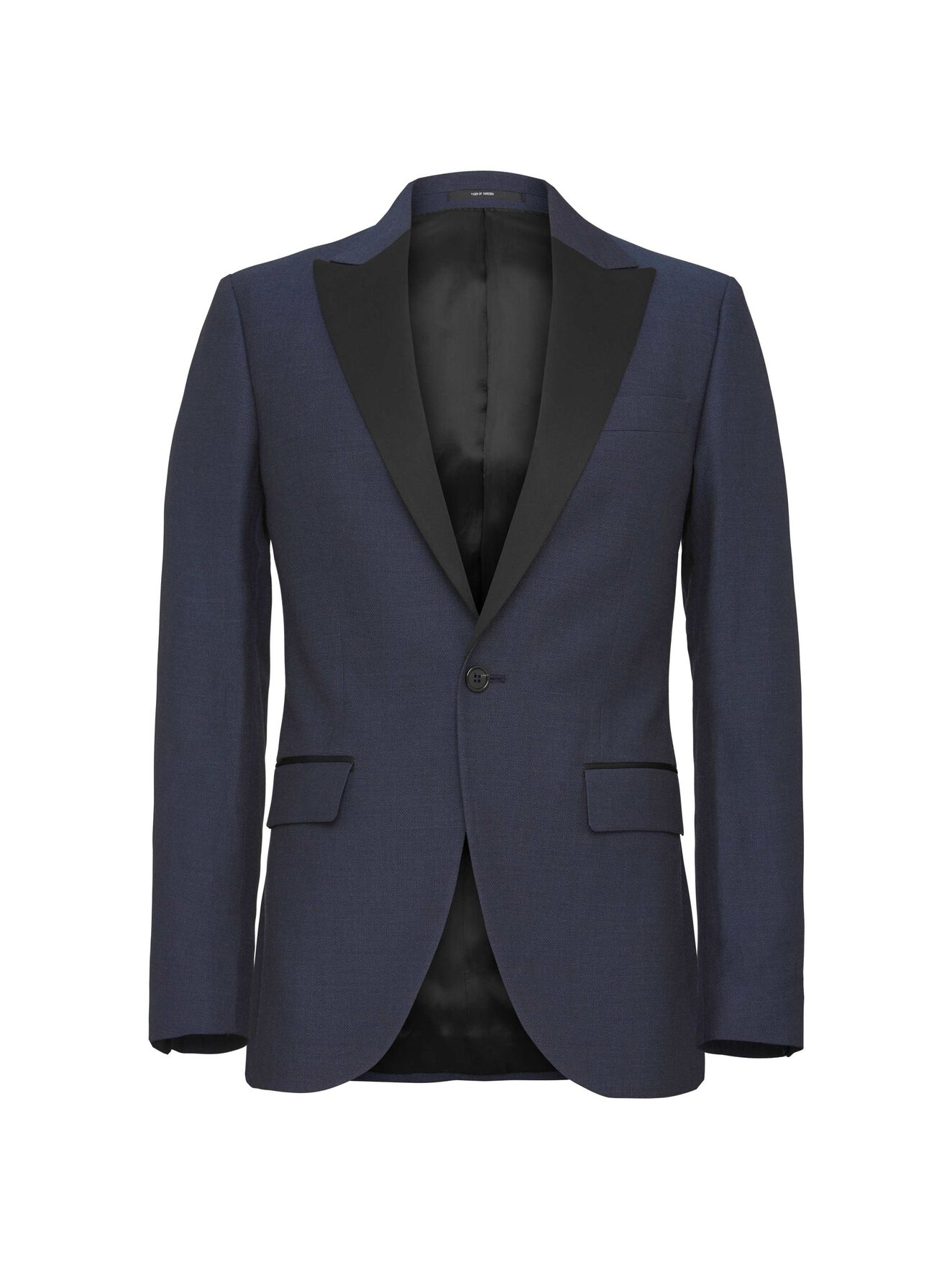 Lamar Blazer in Soft Blue Melange from Tiger of Sweden