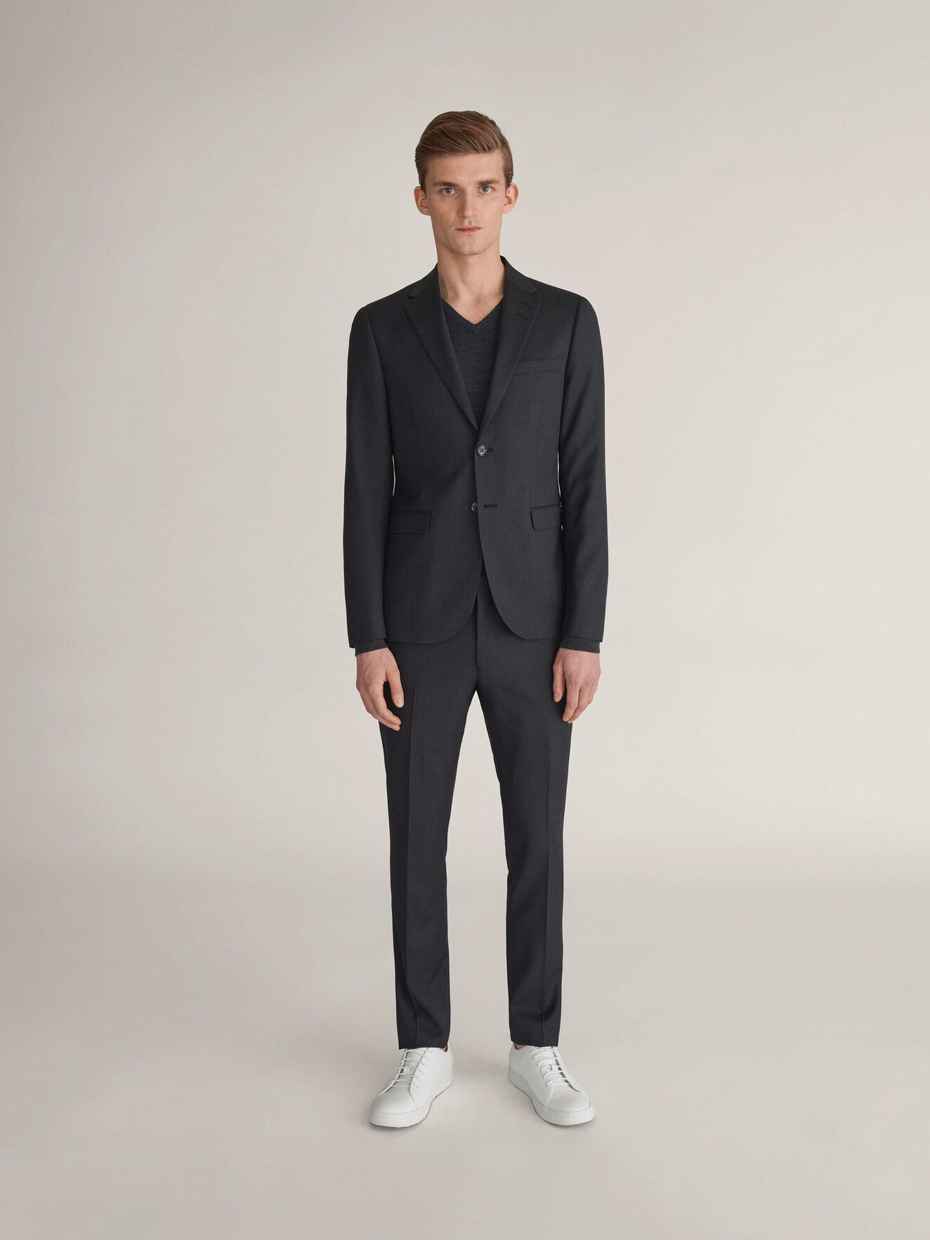 Henrie Wool Suit in  from Tiger of Sweden