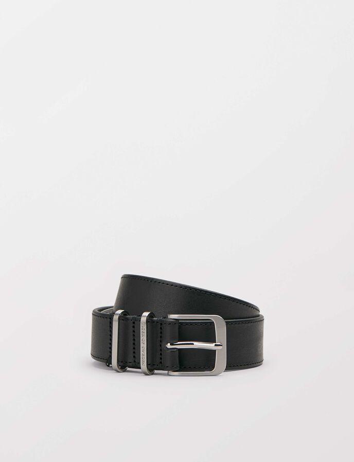 Cawen belt in Black from Tiger of Sweden