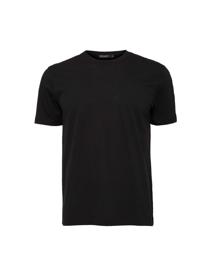 LYOELL T-SHIRT in Black from Tiger of Sweden