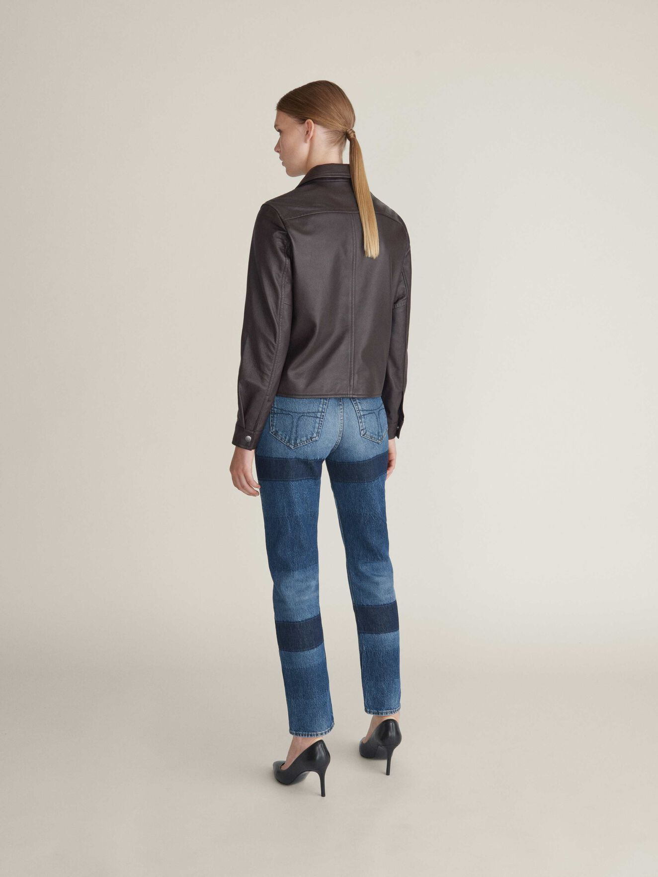 Saidy Jacket in Chocolate Torte from Tiger of Sweden