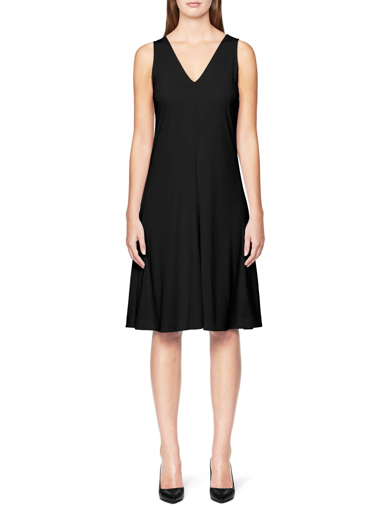 Emerly Dress in Midnight Black from Tiger of Sweden