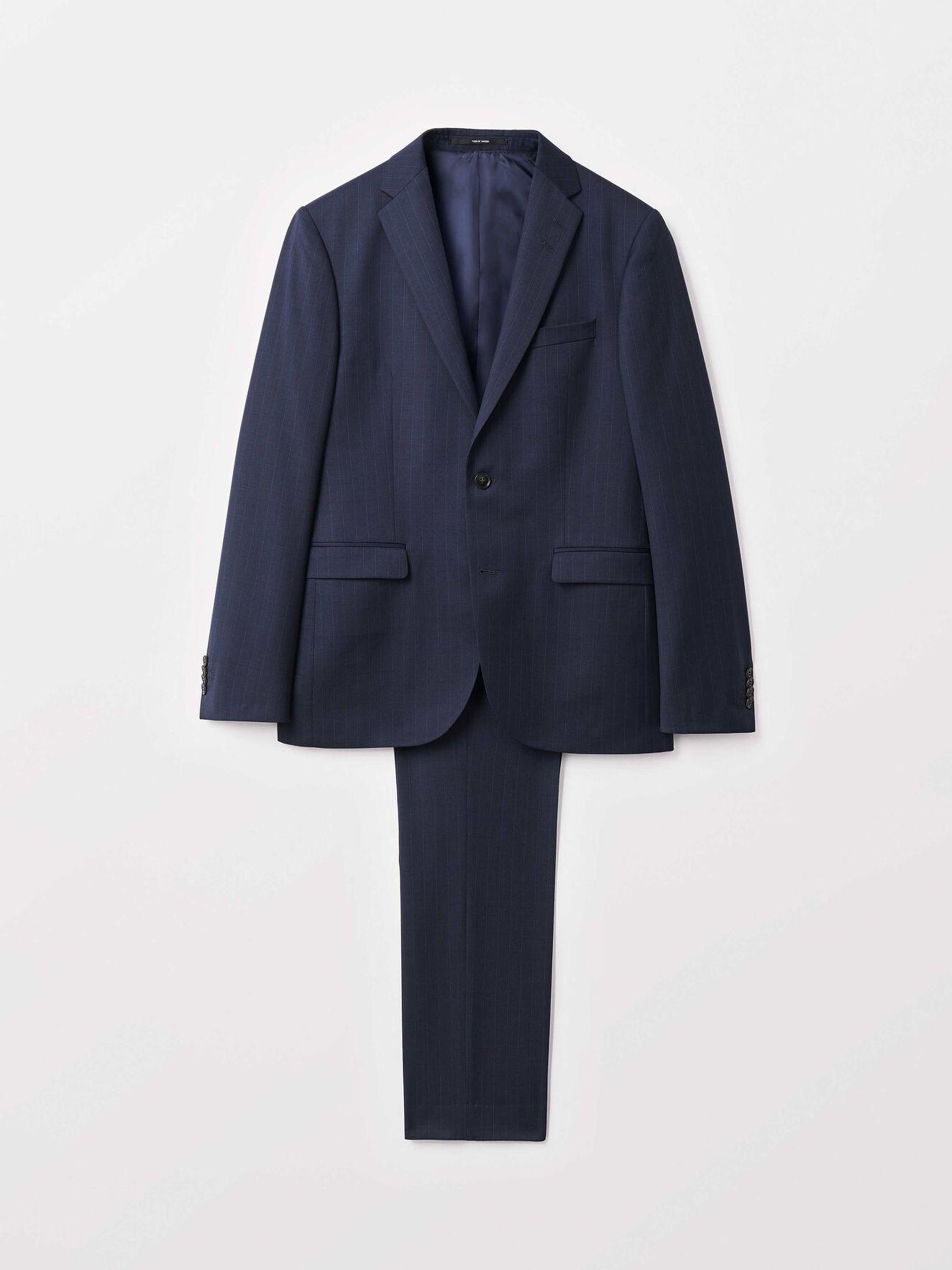 Henrie Suit in Light Ink from Tiger of Sweden