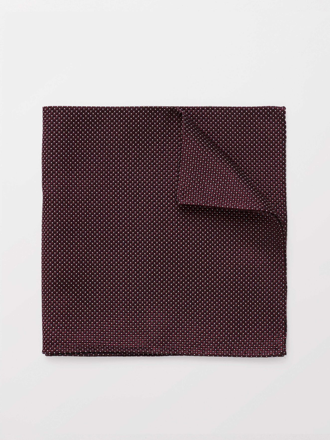 Peia Handkerchief in Noon Plum from Tiger of Sweden
