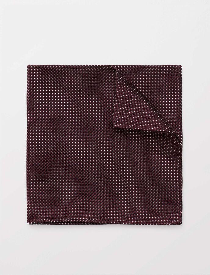 Peia Handkerchief in Noon Plum from Tiger of Sweden