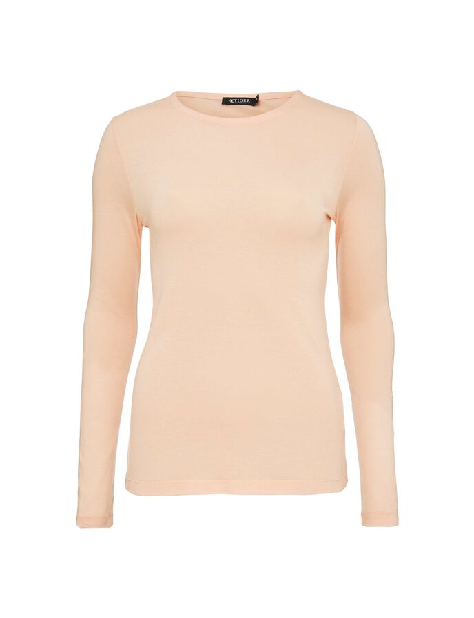 MELISSA T-SHIRT in Peach Power from Tiger of Sweden