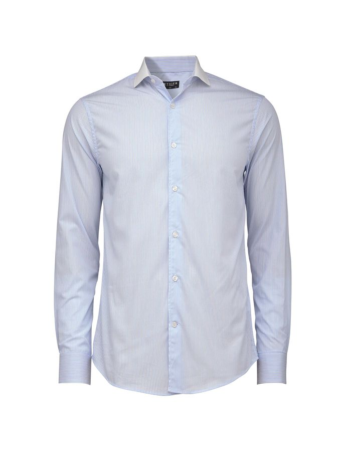FARRELL 6 SHIRT in Light blue from Tiger of Sweden
