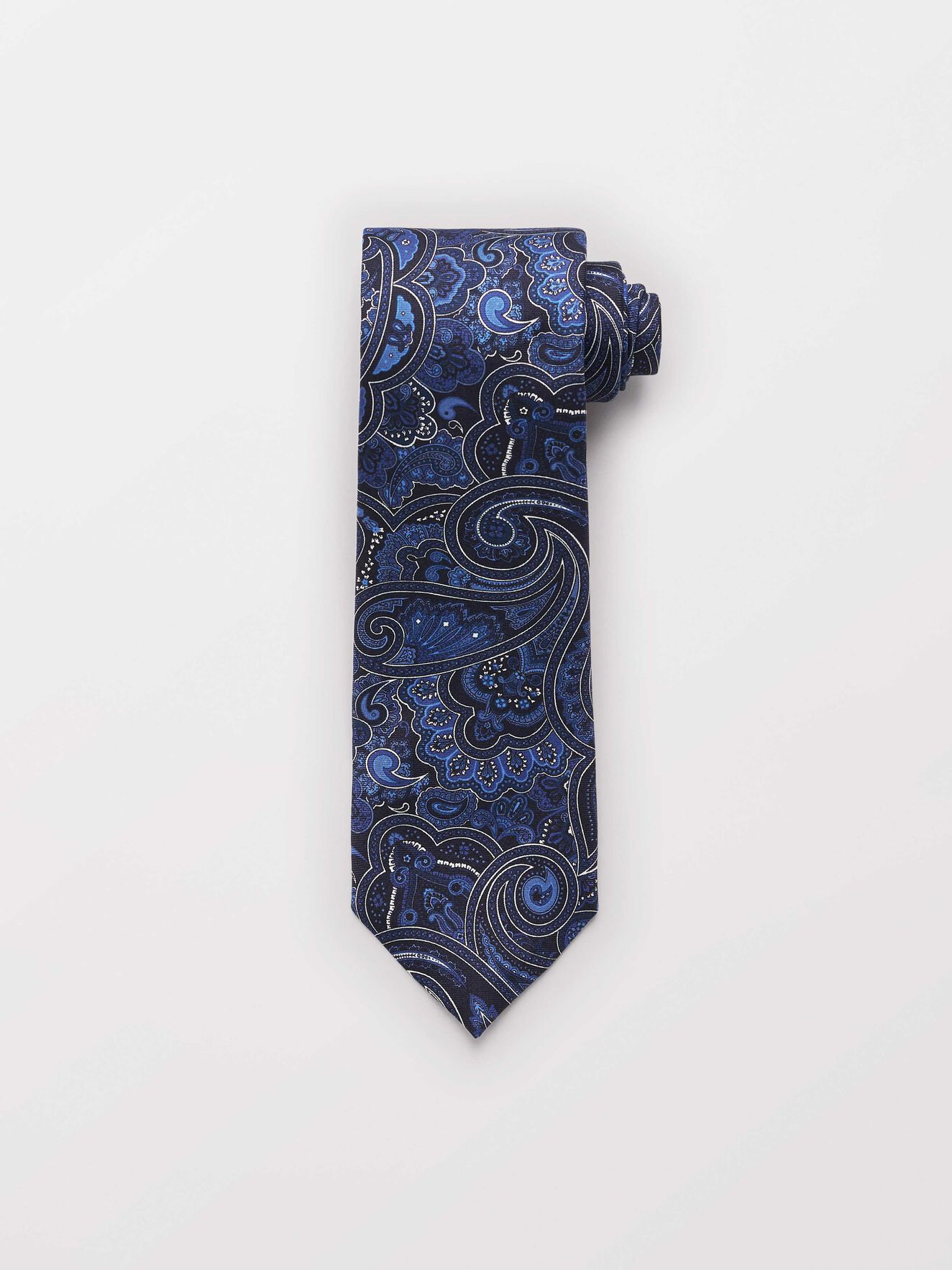 Travit Tie in Blue from Tiger of Sweden
