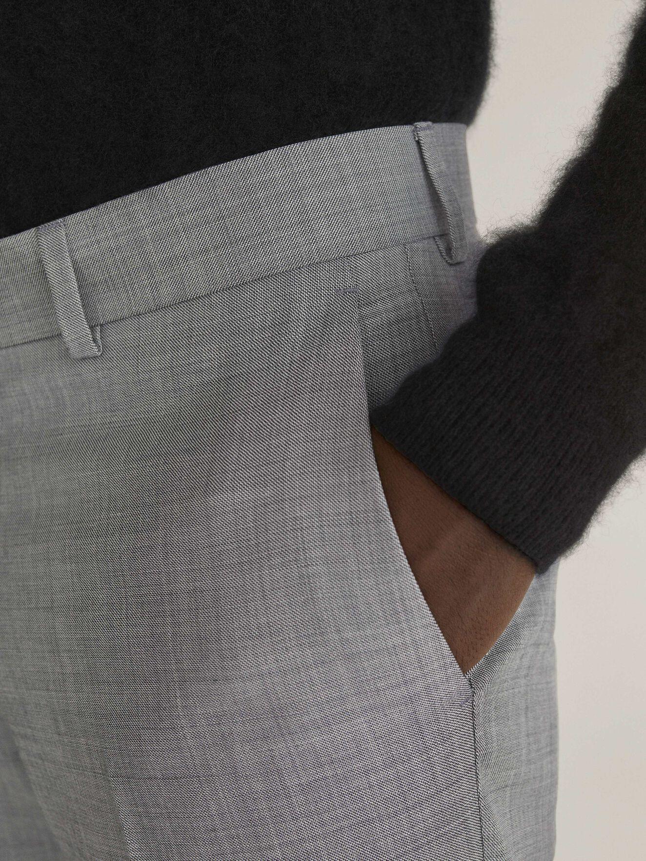 S.Jamonte Suit in Light grey melange from Tiger of Sweden