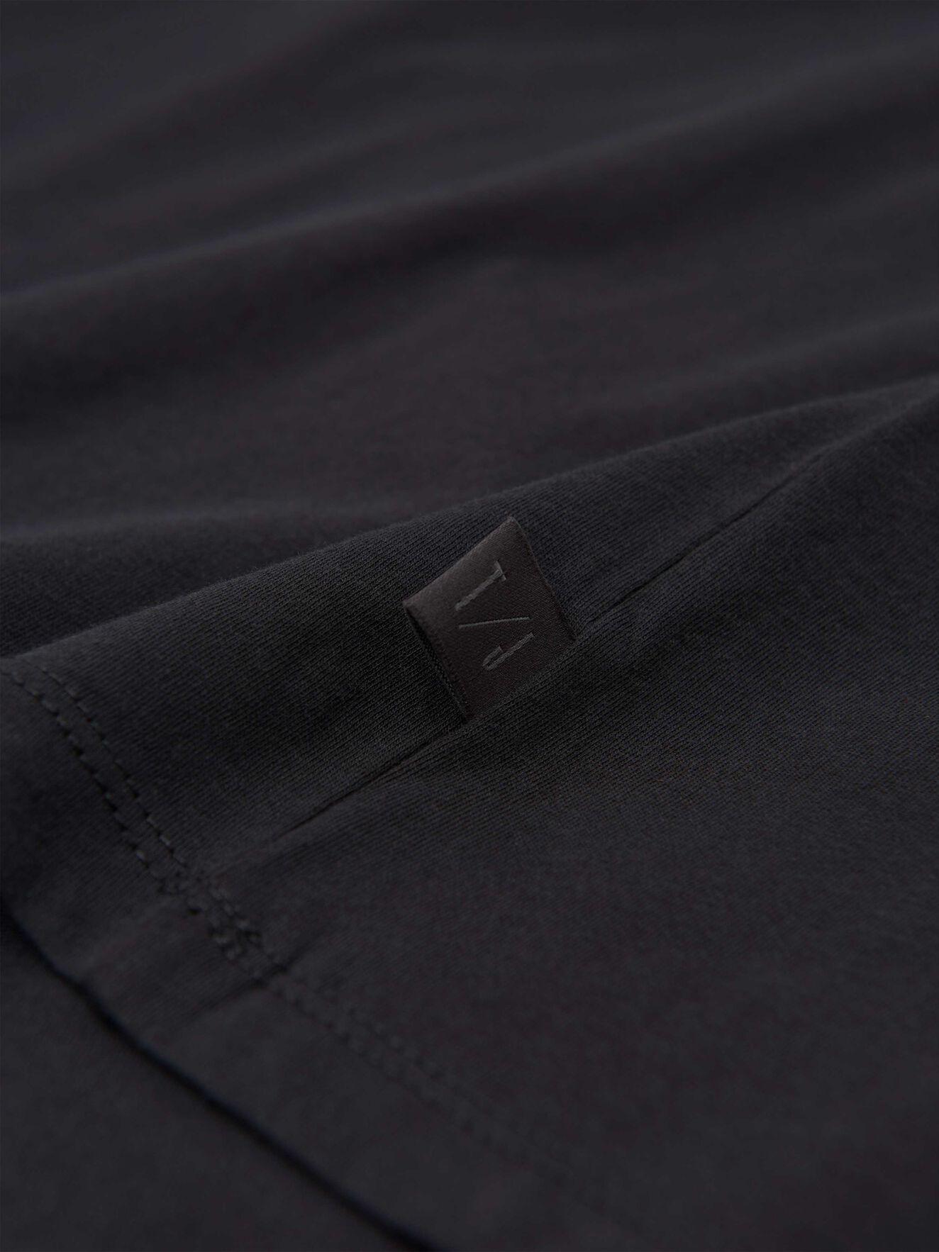 Fleek T-Shirt in Black from Tiger of Sweden