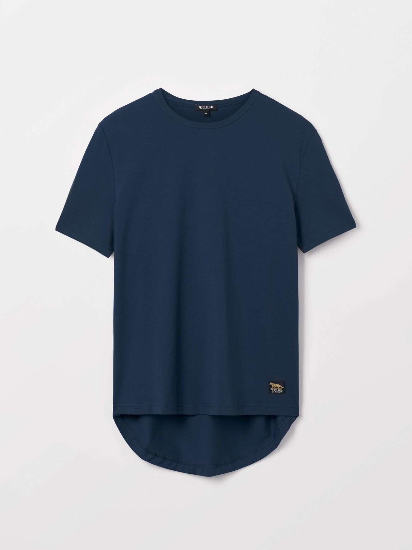 Donlon T-Shirt in Royal Blue from Tiger of Sweden