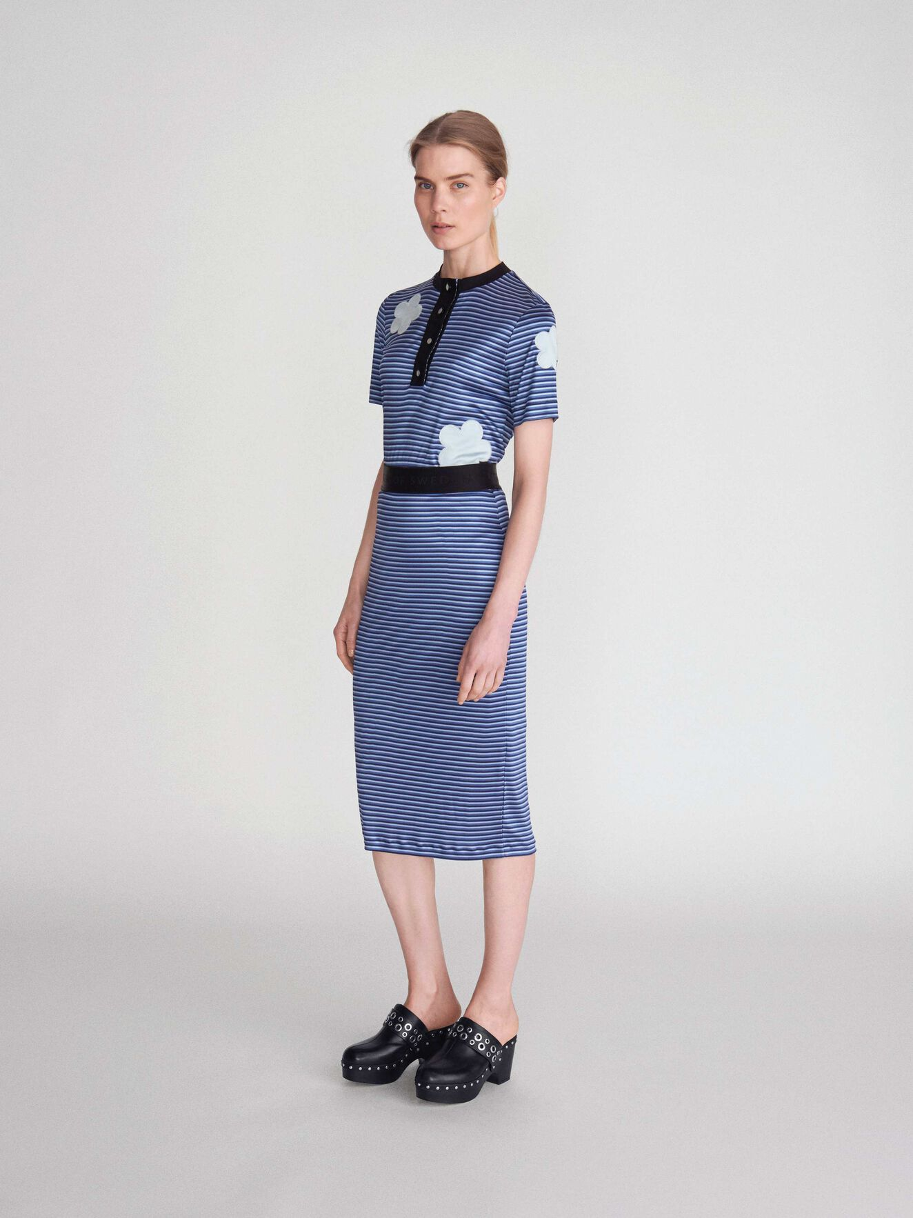 Jacelyn S Skirt in Soft blue from Tiger of Sweden