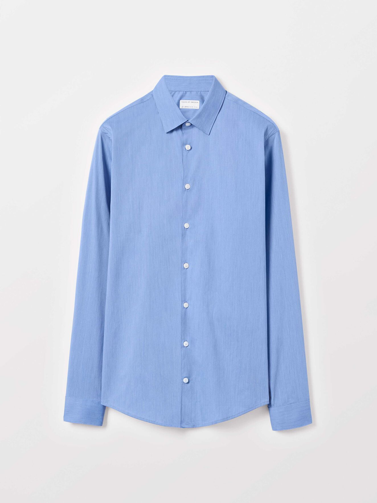 Filbrodie Shirt in Light blue from Tiger of Sweden