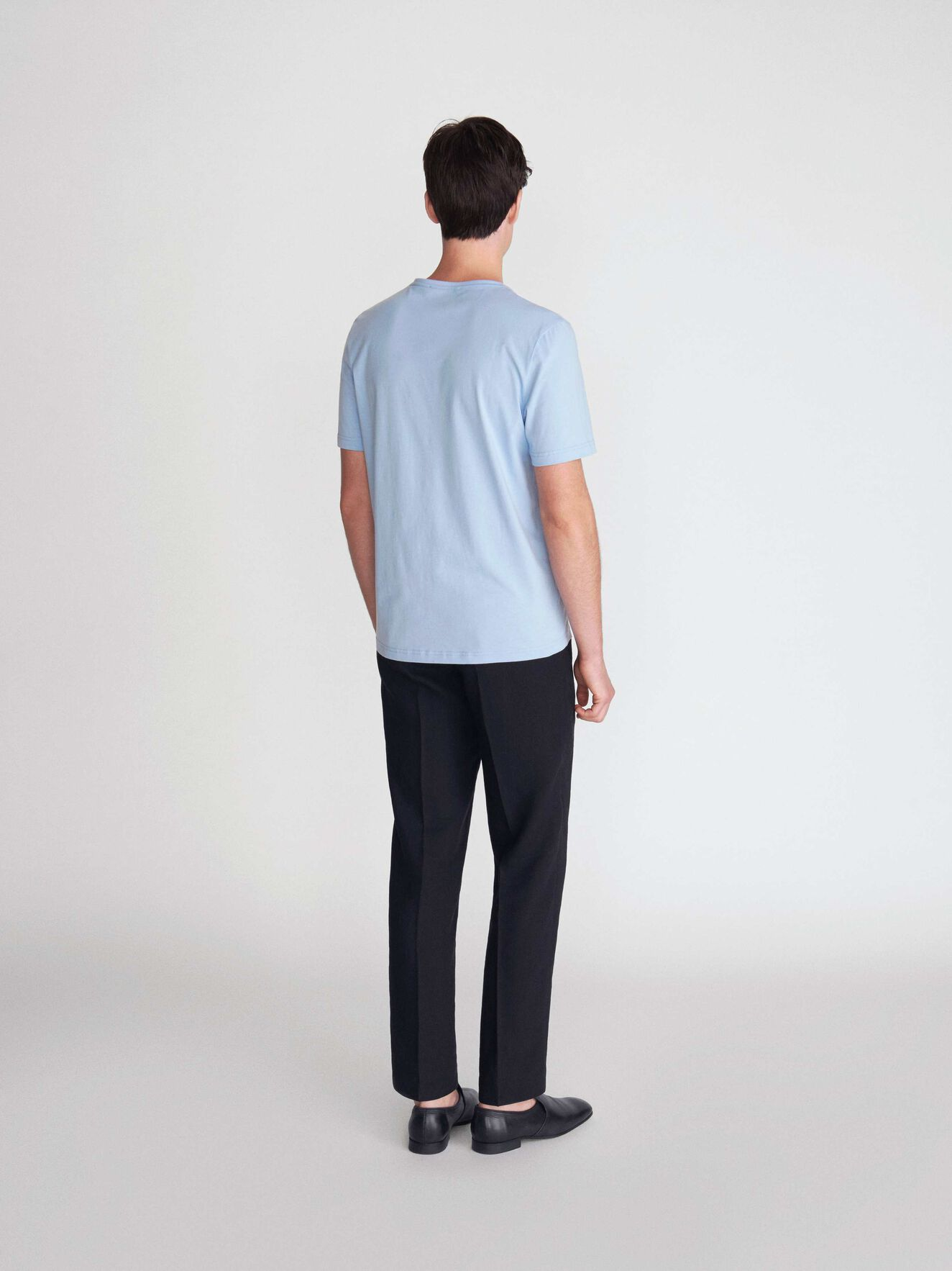 Didelot T-Shirt in Airy Blue from Tiger of Sweden